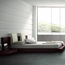 Win Floating Panel Bed