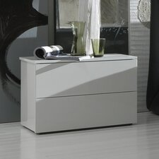 Coco 2 Drawer Nightstand