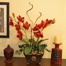 Orchids in Bowl