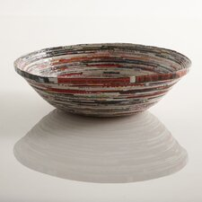 Recycled Decorative Bowl