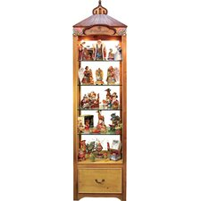 Derevo Display Cabinet