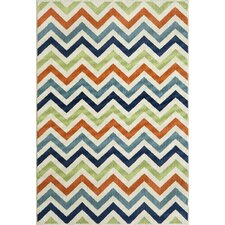 Baja Chevron Indoor/Outdoor Area Rug