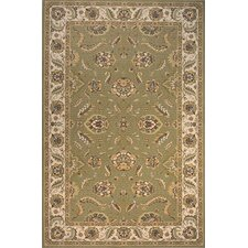 Persian Garden Sage/Ivory Area Rug