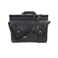 Roma Gusset Briefcase