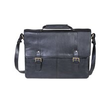 Charles Gusset Briefcase