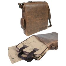 Full Flap Closure Messenger Bag