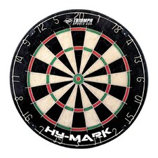 Hy Mark Bristle Dartboard