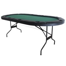 "43.75"" Folding Poker Table"