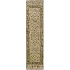 Timeless Green Area Rug