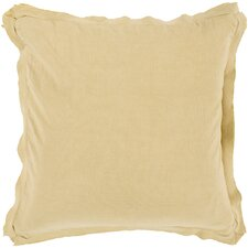 Simple Sophistication Cotton Throw Pillow
