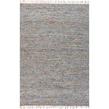 Paper Light Gray Area Rug