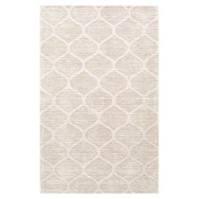 Mystique Winter White Area Rug