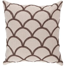 Overlapping Oval Throw Pillow
