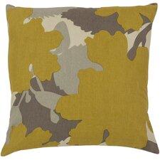 Organic Modern Cotton Throw Pillow