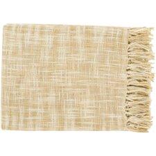 Tori Cotton Throw Blanket