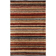 Concepts Red Area Rug