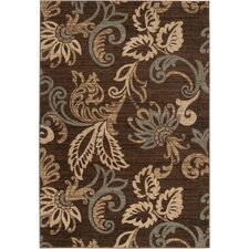 Riley Coffee Bean Area Rug