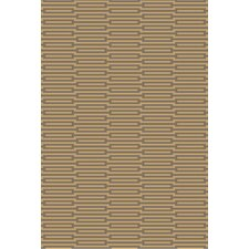 Platinum Wenge/Golden Brown Rug