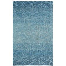 Gave Ocean Blue Area Rug