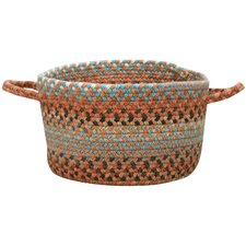 Jennie Lake Braided Basket