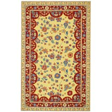 Lorraine Amber Red Rug