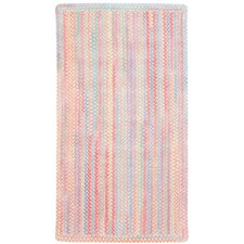 Baby's Breath Tea Rose Kids Area Rug