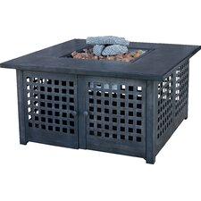 UniFlame Gas Fire Pit Table