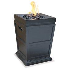 LP Gas Outdoor Fireplace