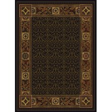 China Garden Cyprus Tobacco Area Rug