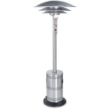 Commercial Outdoor Triple Dome Electric Patio Heater