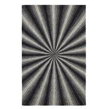Aria Ivory/Black Area Rug