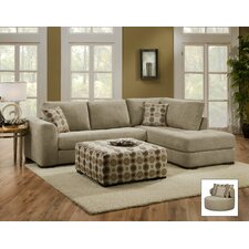 York Right Hand Facing Sectional
