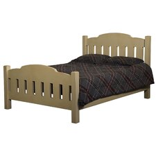 Graces Queen Panel Bed