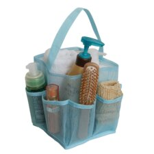 8 Pocket Quick Dry Bath Shower Caddy
