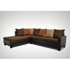 Avery Left Hand Facing Sectional