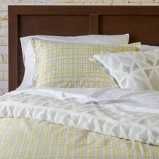 Iris Yellow Comforter Set