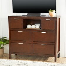 Juno 6-Drawer Media Chest