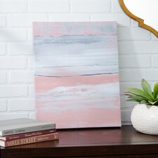 'Blush' Painting Print on Canvas