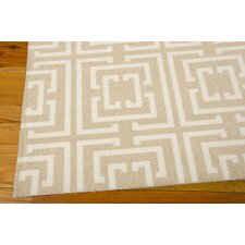 Gemini Area Rug in Almond