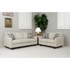 Aries Loveseat by Serta Upholstery