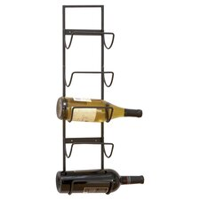 Zeldaron Mounted Wine Rack