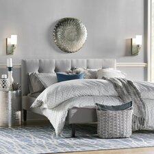 Jade Upholstered Bed