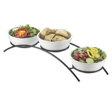 """8"""" Arch Bowl Display with Frame"""