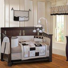 Sheep/Lamb Neutral Baby 10 Piece Crib Bedding Set