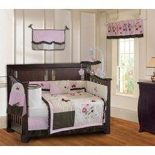 Blossom 10 Piece Crib Bedding Set