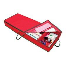 X-Mas Gift Wrap Organizer Box