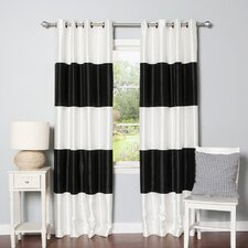 Striped Curtain Panel (Set of 2)