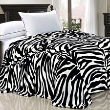 Safari Flannel Fleece Blanket
