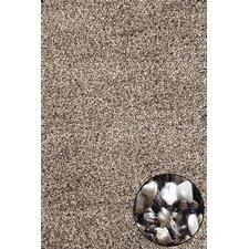 Elementz Starburst Brown Area Rug
