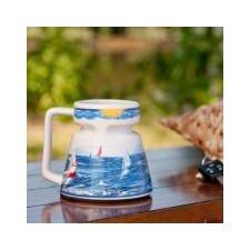 Sailboat Non-skid 16 oz. Travel Mug